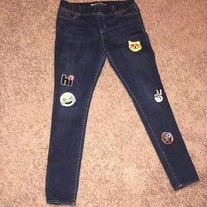 GapKids leggings  jeans size 16plus